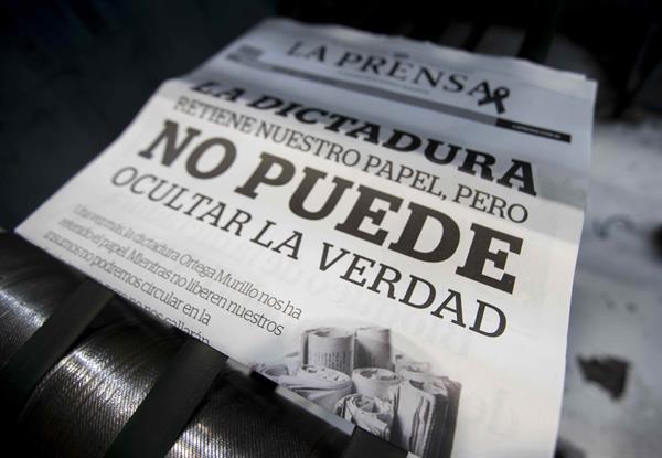 La Prensa, el diario más antiguo de Nicaragua, cerró su versión impresa
