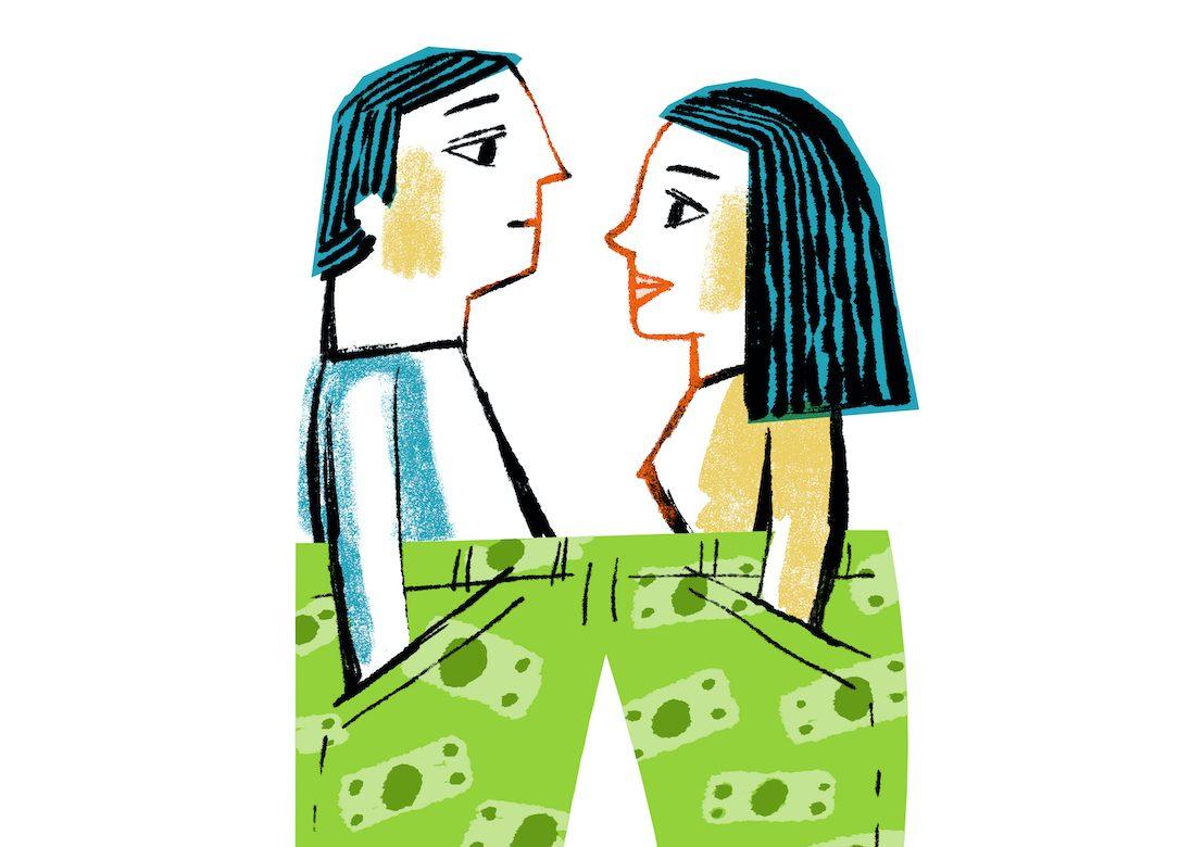 Cómo hacer que las finanzas en tu matrimonio sean más equitativas