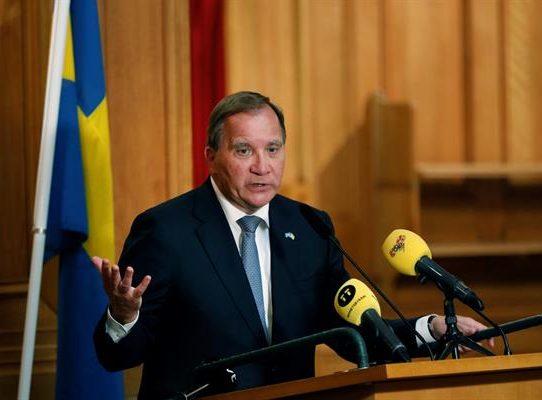 El primer ministro socialdemócrata sueco anunció su próxima e inesperada renuncia