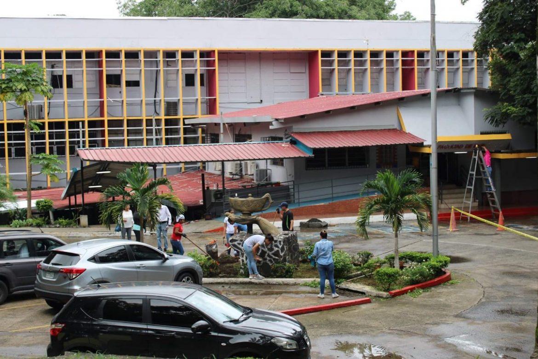 Arrancó segundo semestre en la Universidad de Panamá