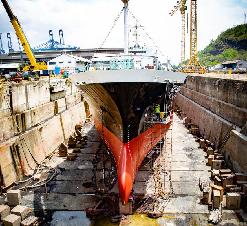 AMP adjudicó la operación del Astillero de Balboa