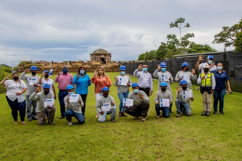 'Eje de Empleabilidad Comunitaria' para la reactivación laboral en Colón