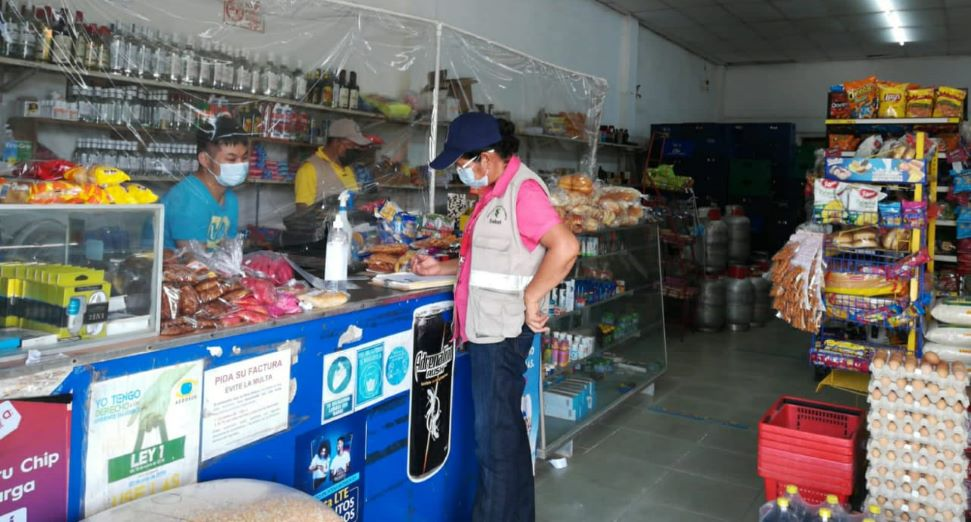 MINSA inspecciona comercios y el transporte en Coclé
