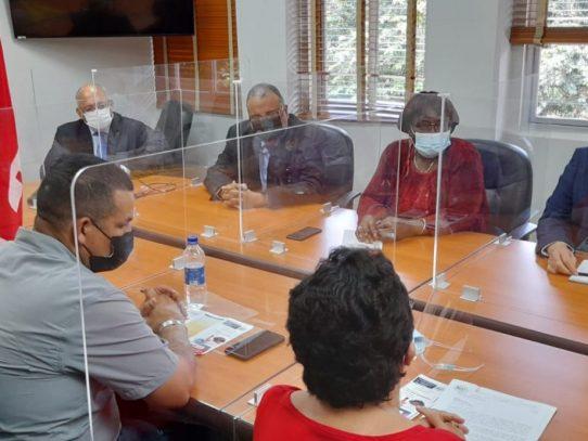 Director de la CSS invitó al sector de los trabajadores a buscar puntos de encuentro