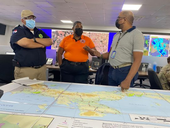 Fortalecen capacidad de respuesta del Sinaproc ante desastres