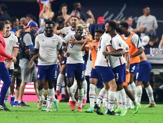 EE.UU. vence 1-0 a México en tiempo extra y se consagra campeón de la Copa Oro-2021