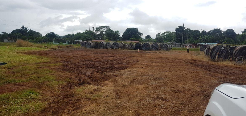 Recogieron 120 toneladas de desechos en subestación Veladero de ETESA