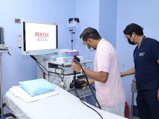Avance en servicios de la salud con la apertura de nueva sala de endoscopia en el HSMA