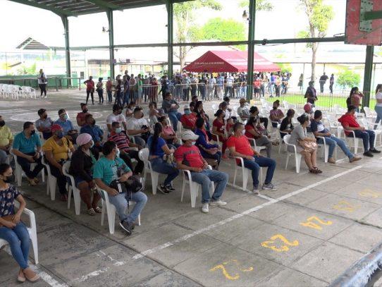 OPS: Panamá superó promedio mundial de vacunación