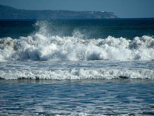 ADVERTENCIA DEL SINAPROC: Mar de fondo en el Pacífico