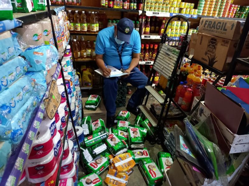 Acodeco detectó más de 43 mil productos vencidos