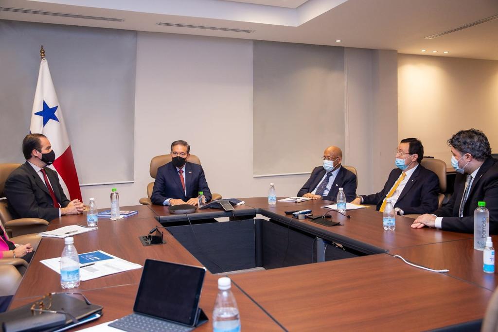 Panamá clave en reactivación económica de la región