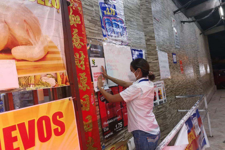 MINSA detecta condiciones insalubres en locales de San Miguelito
