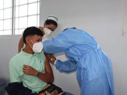 Atención! Vacunación en los circuitos 9-2 y 9-4 finalizará este domingo
