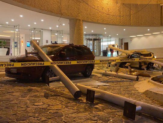 Sismo de magnitud 7,1 sacude centro de México