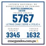 Resultados del sorteo de la LNB de hoy, domingo 19 de septiembre de 2021