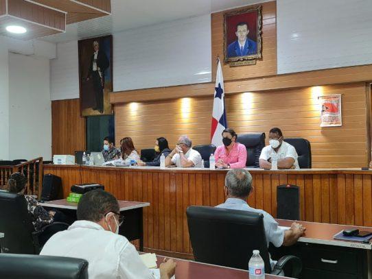 MOP realizó hoy acto de licitación para proyecto carretero en Los Santos