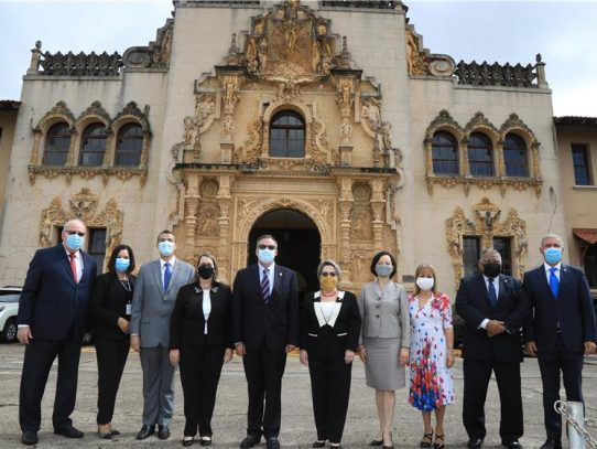 Conmemoran el décimo aniversario de la implementación del SPA en el Segundo Distrito Judicial