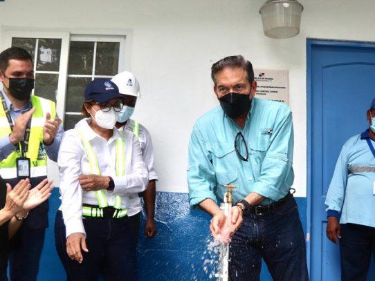 IDAAN aumenta cobertura de agua en el área Este de Panamá