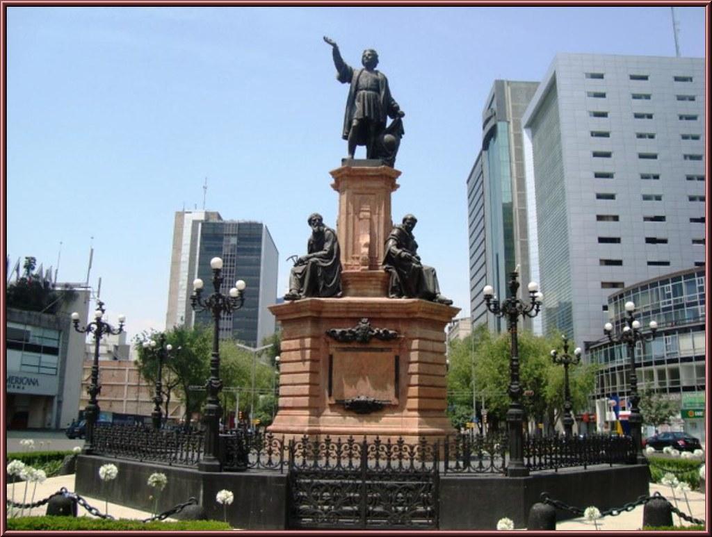 México reemplazará estatua de Cristóbal Colón por la de una indígena