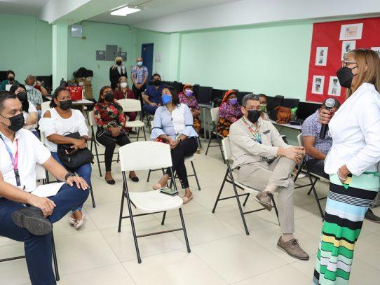 Realizan consulta ciudadana para la construcción de un CAIPI en Veracruz