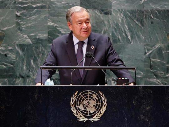 """Guterres da la alarma en la ONU: """"El mundo nunca ha estado tan amenazado"""""""