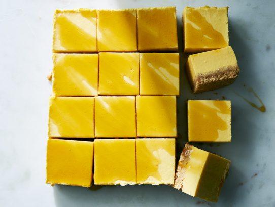 Este pay de queso sin hornear es irresistiblemente bueno