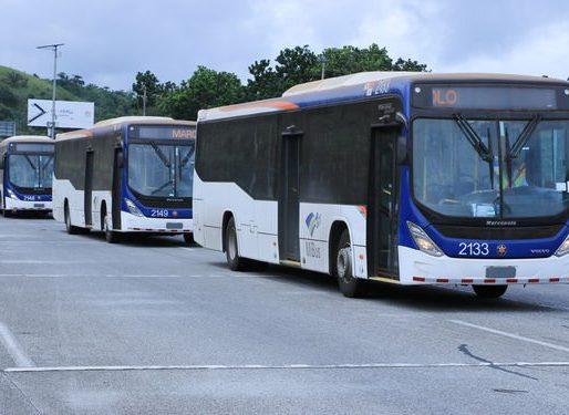 Mi Bus promueve uso del transporte público para protección del medio ambiente