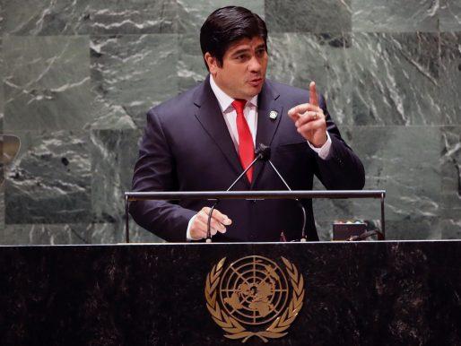 Costa Rica, Panamá y R. Dominicana forman alianza y piden solución para Haití