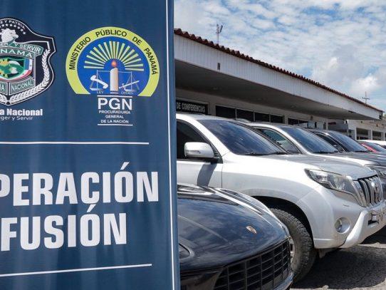 Operación Fusión: Ordenan medidas cautelares para 27 personas de una presunta red criminal