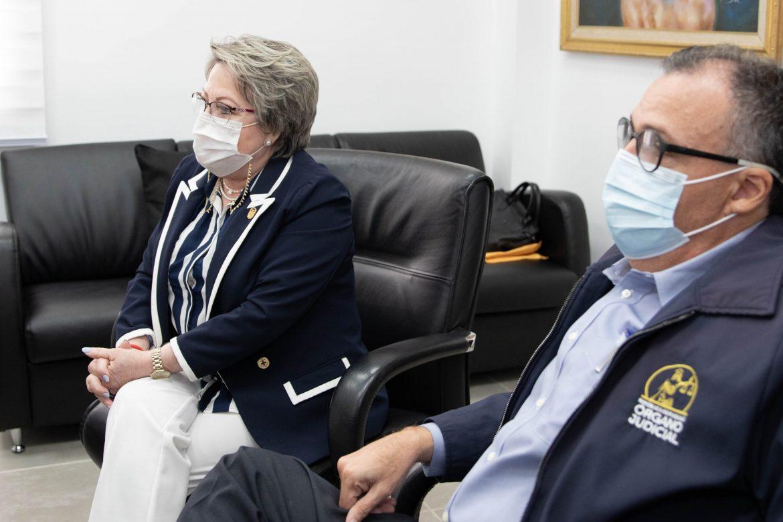 Magistrados de la CSJ presentan en el MP denuncia por liberación de José Cossio