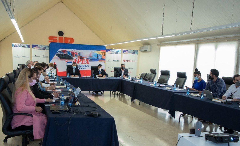 Alinean esfuerzos para potenciar el sector exportador panameño