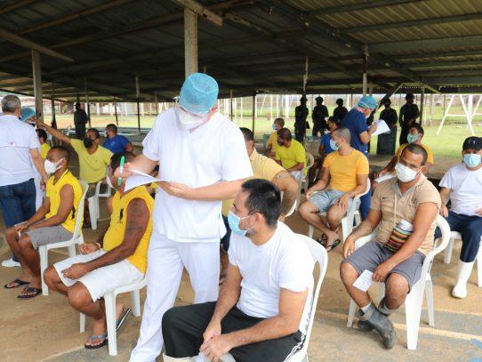 DGSP contabiliza nueve casos activos de Covid-19 en la población carcelaria