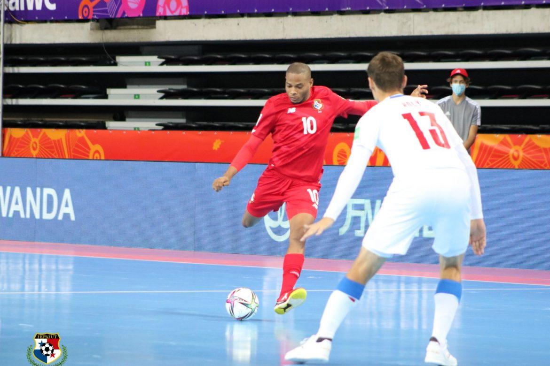 Selección de futsal de Panamá es derrotada 5-1 por República Checa