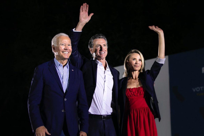 El gobernador de California arriesga su mandato en un referendo
