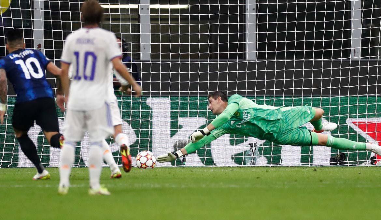 Courtois y Rodrygo lideran el triunfo del Real Madrid ante el Inter