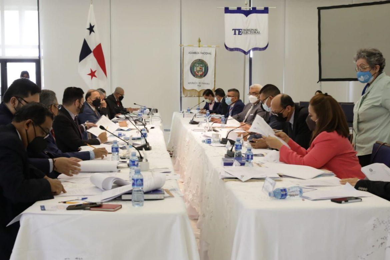 Mesa técnica ha consensuado 24 artículos sobre las reformas electorales