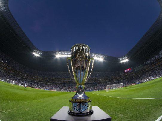 Final de Liga de Campeones de Concacaf se disputará el 28 de octubre