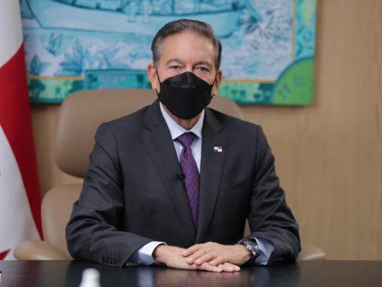 Presidente Cortizo confirmó su participación en Cumbre Climática en Glasgow