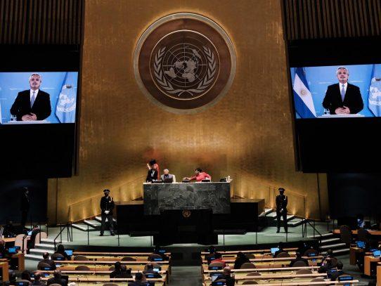 Pandemia y democracia centran los discursos de los líderes de América Latina en ONU