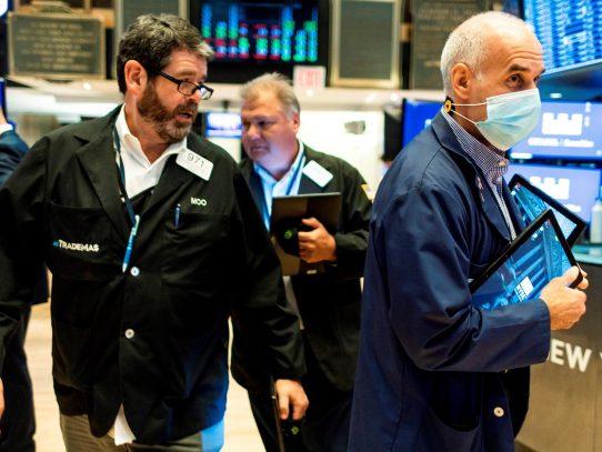 Wall Street cerró con pérdidas y el Dow Jones cayó 1,63 % por temor a la inflación
