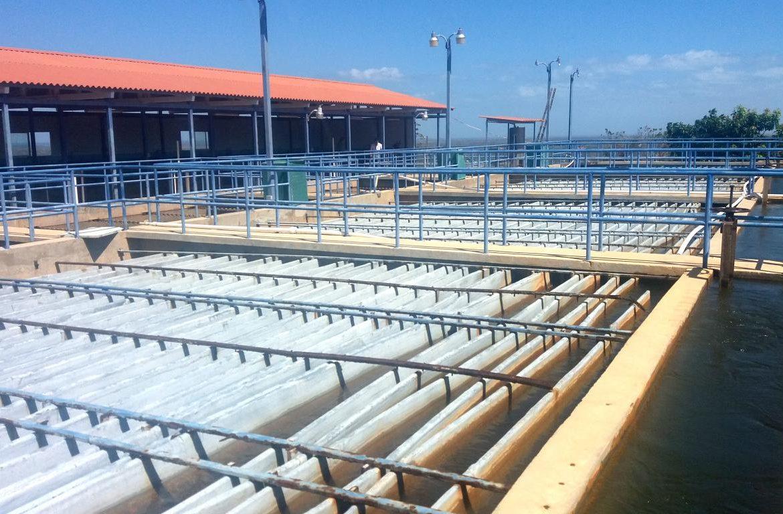 Falta de agua en Los Santos se debe a  trabajos en la potabilizadora Rufina Alfaro
