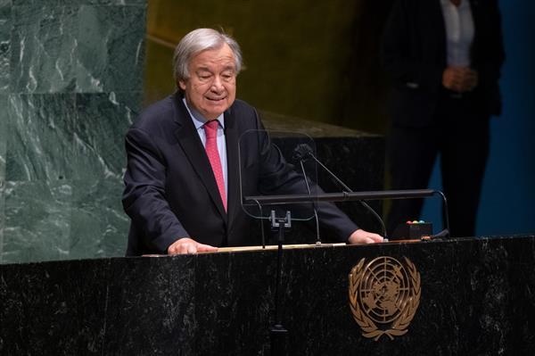 La ONU reclama un nuevo consenso global para la era postcovid