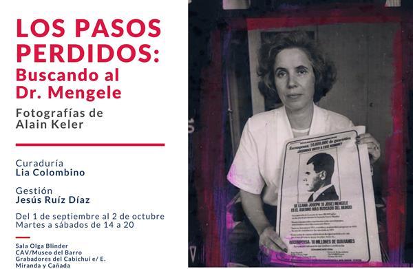 Los pasos perdidos: tras la pista de Mengele y el Paraguay de Stroessner