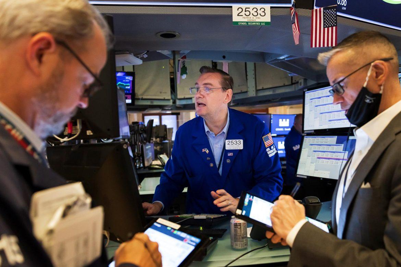 Wall Street cerró rojo y el Dow Jones bajó un 0,20 %
