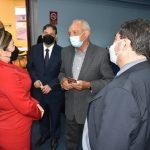 Comité de Ética y Transparencia recibió informe sobre Ciudad de la Salud y otros proyectos