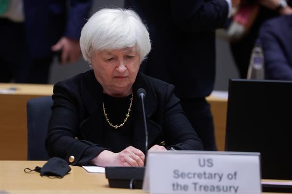 Yellen advierte que EE.UU. podría entrar pronto en suspensión de pagos de deuda