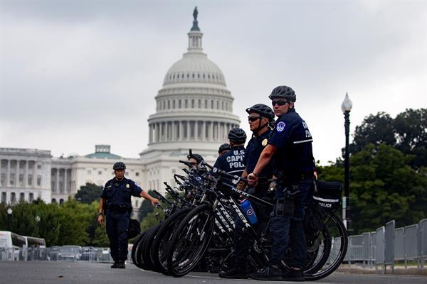 Los republicanos se distancian de la protesta de este sábado ante el Capitolio