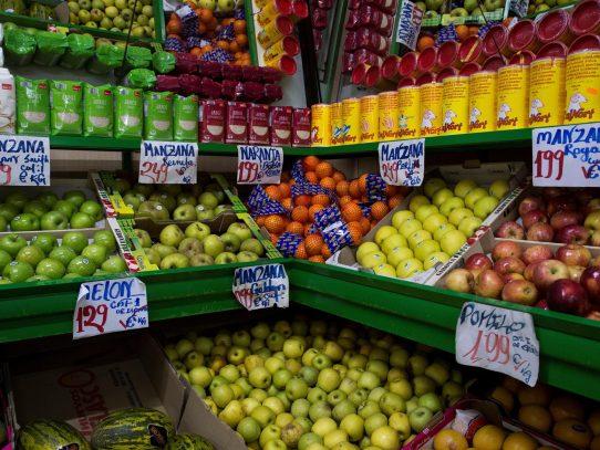 Los alumnos que comen más frutas y verduras tienen una mejor salud mental