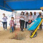 Obras y beneficios por 27 millones entregó mandatario en Los Santos